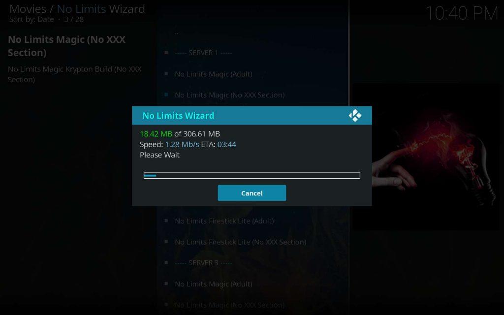 306.61 MB No Limits Magic Downloads