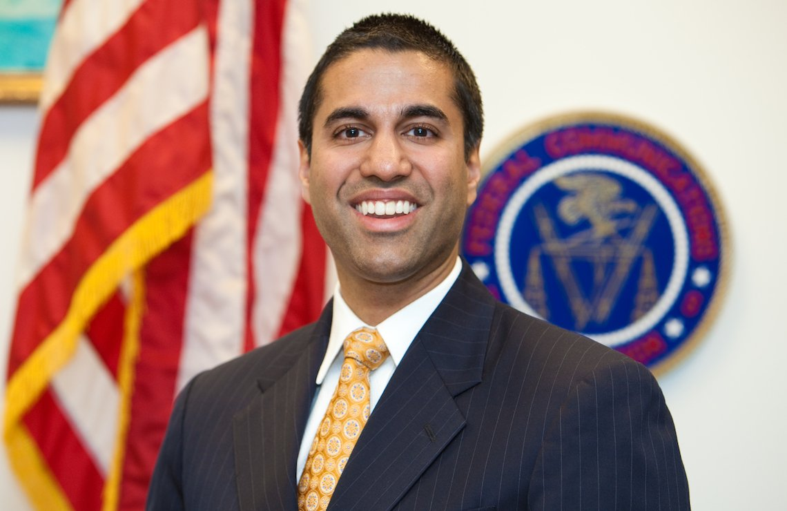 Ajit Pai FCC Lost Net Neutrality