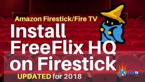 How to Install FreeFlix on Firestick in 5 minutes! This is one of the best APKs for Firestick movies