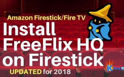 FreeFlix on Firestick Latest APK:  How to Install & Download Instantly (aka Terrarium TV's Brother / Kodi's Cousin)