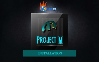 How to Install Project M Kodi Firestick TV Addon from Merlin