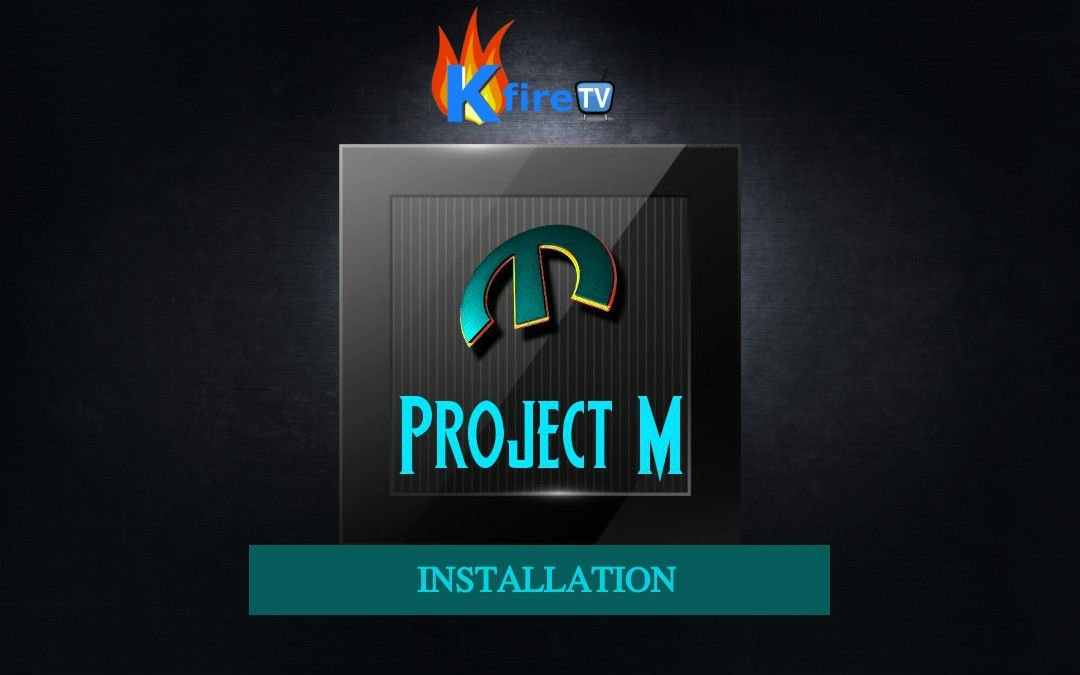 How to Install Project M Kodi Firestick TV Addon from Merlin