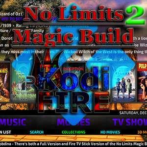 How to Install No Limits Wizard Magic Build on Kodi Firestick