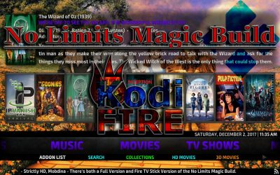 How to Install No Limits Magic Build on Kodi 17 Firestick / Fire TV