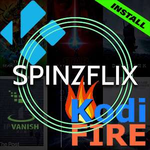How to Install SpinzFlix Firestick Kodi TV Addon Working Streams