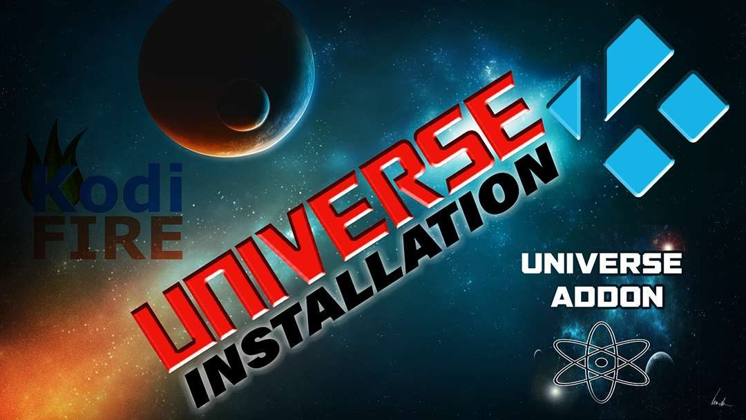 How to Install Universe Fire TV / Firestick Kodi TV Addon