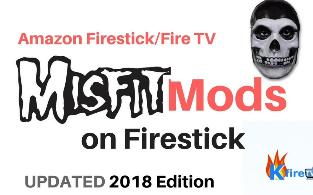 Misfit Mods Kodi Install on Firestick & Fire TV