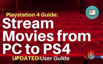 Stream Movies from PC to PS4 (+ How to Watch Directly from USB / HDD)