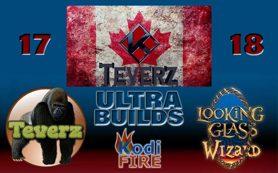 How to Install TeverZ Ultra Build Kodi 17 Krypton & 18 Leia