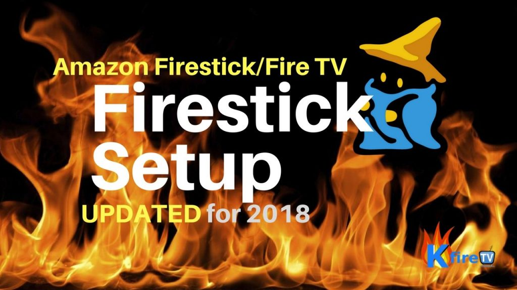 Firestick Setup for streaming TV and movies