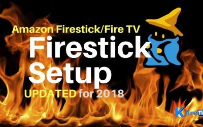 Firestick Setup:  How to Set Up Firestick Step By Step