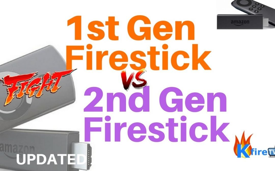 Differences Between Firestick and Firestick 2