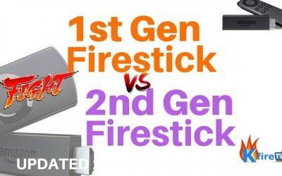 Differences Between Firestick and Firestick 2