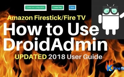 How to Use DroidAdmin to Make Your Own Codes