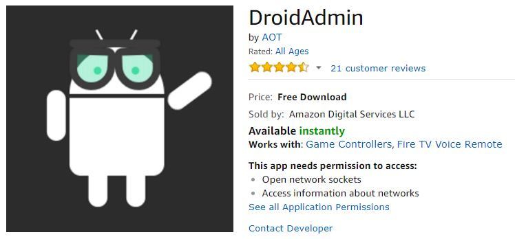 How to Use DroidAdmin & Make Your Own Codes | Ian @ KFireTV