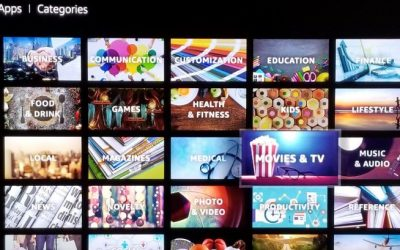 Top Firestick Apps for Movies and Live TV