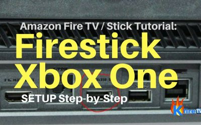 A Quick Firestick Xbox One Setup Tutorial