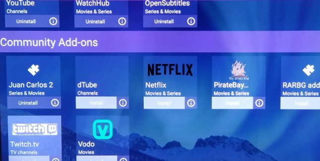 Can you use vudu on firestick