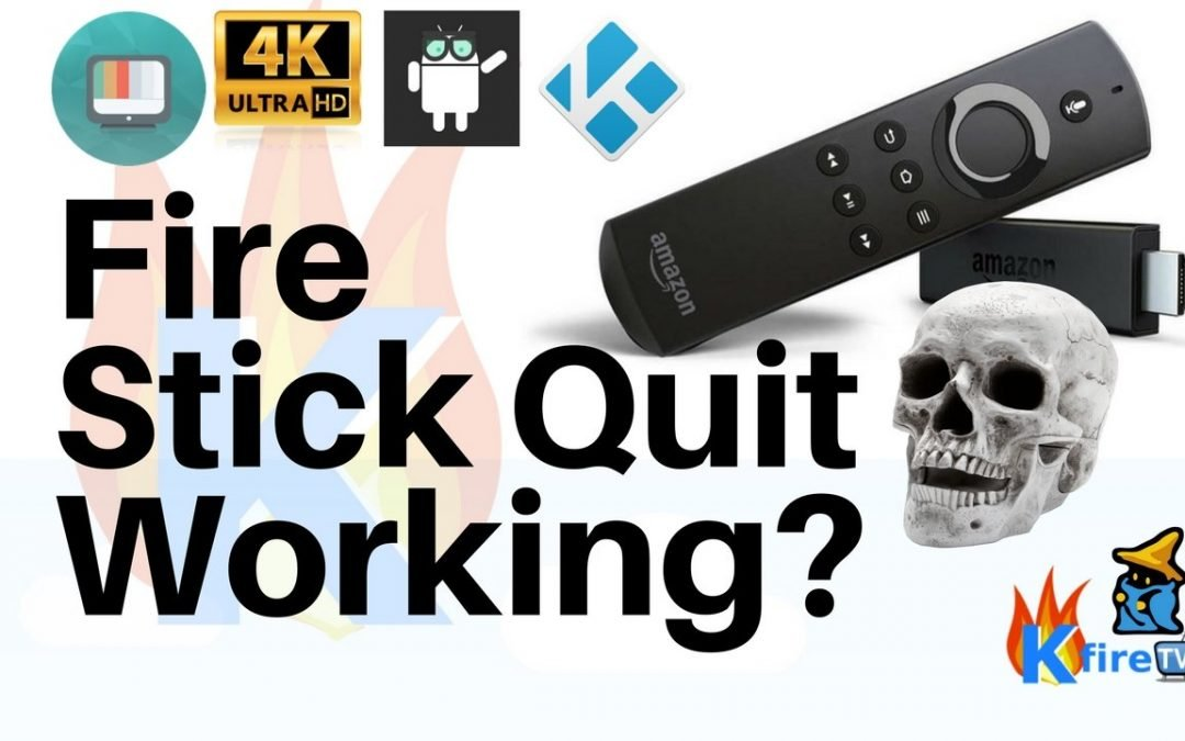 Help! My Firestick Quit Working! (Here's How to Fix It)