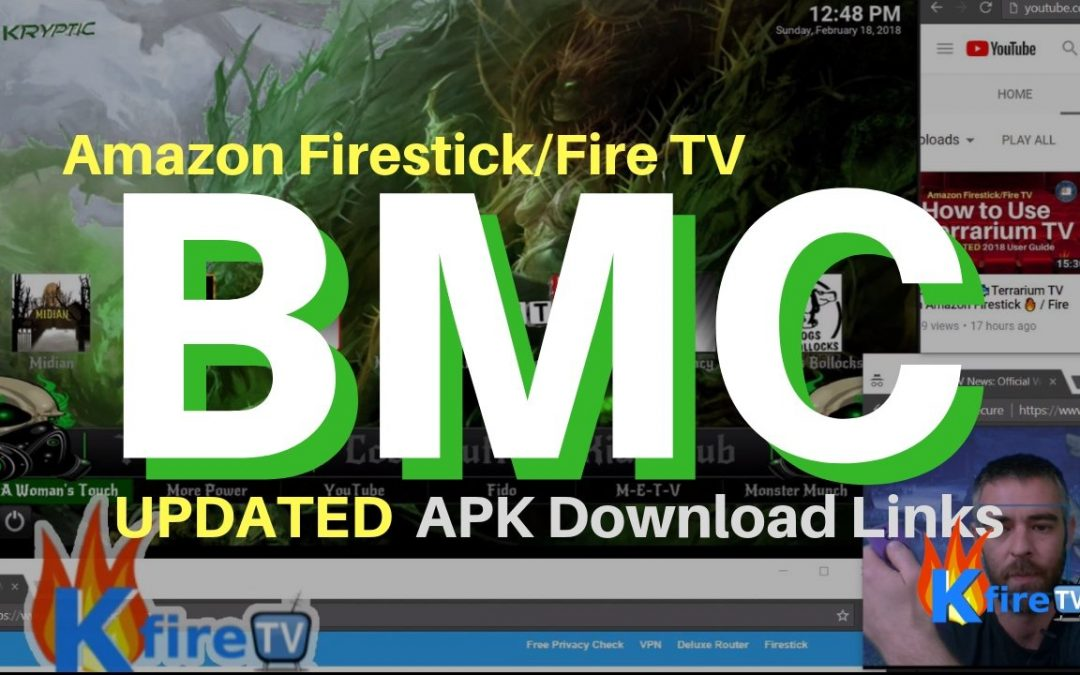 How to Install BMC on Firestick (UPDATED 2019)
