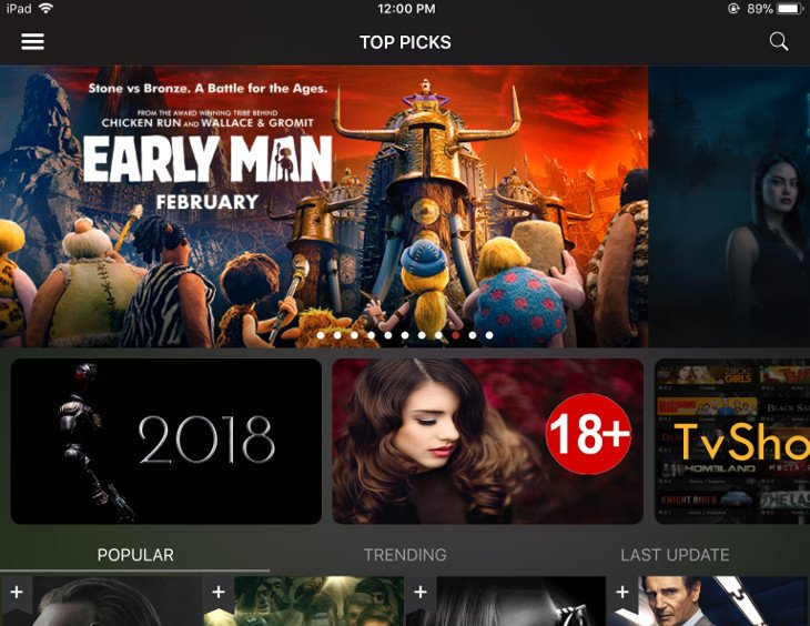 bobby movie ipad