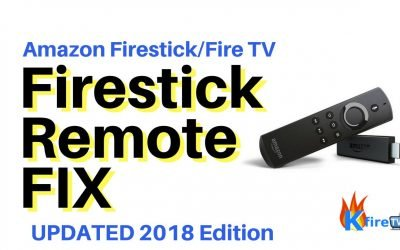 Easy DIY Solutions to Firestick Remote Not Working