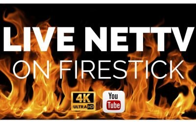 🔴Live NetTV Install for Firestick:  How to Download, Install & Use APK