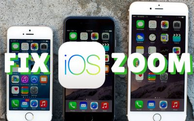 iOS Zoom – How to Fix iOS Zoom Problem