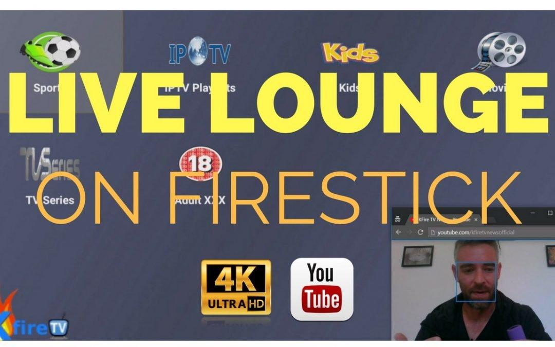 Live Lounge Latest APK for Firestick
