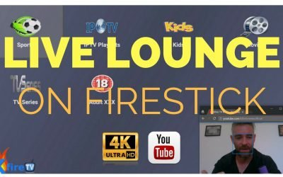 Live Lounge LATEST APK 🔥 on Firestick 📺 How to Install & USE for IPTV, Movies + MORE