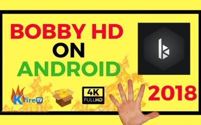 Bobby HD LATEST APK:  Install App & Download HD Quality Movie & TV – No Jailbreak Needed