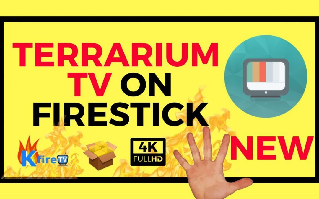 Terrarium TV on Firestick: How to Install Latest Version