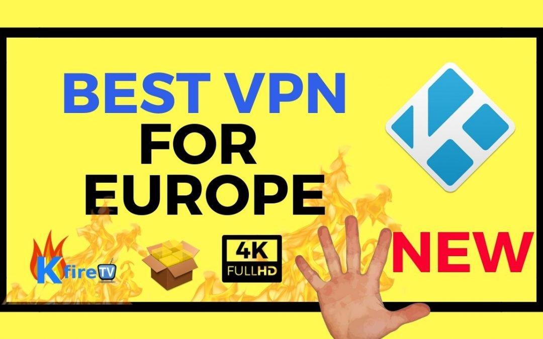 Best VPN for Europe