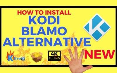 Best Kodi Addon Alternative for Blamo Repo Down Error