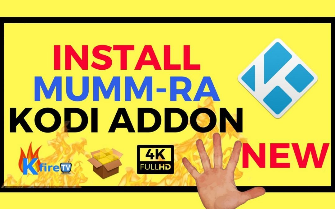 How to Install Mumm-Ra Kodi Addon for Streaming Video