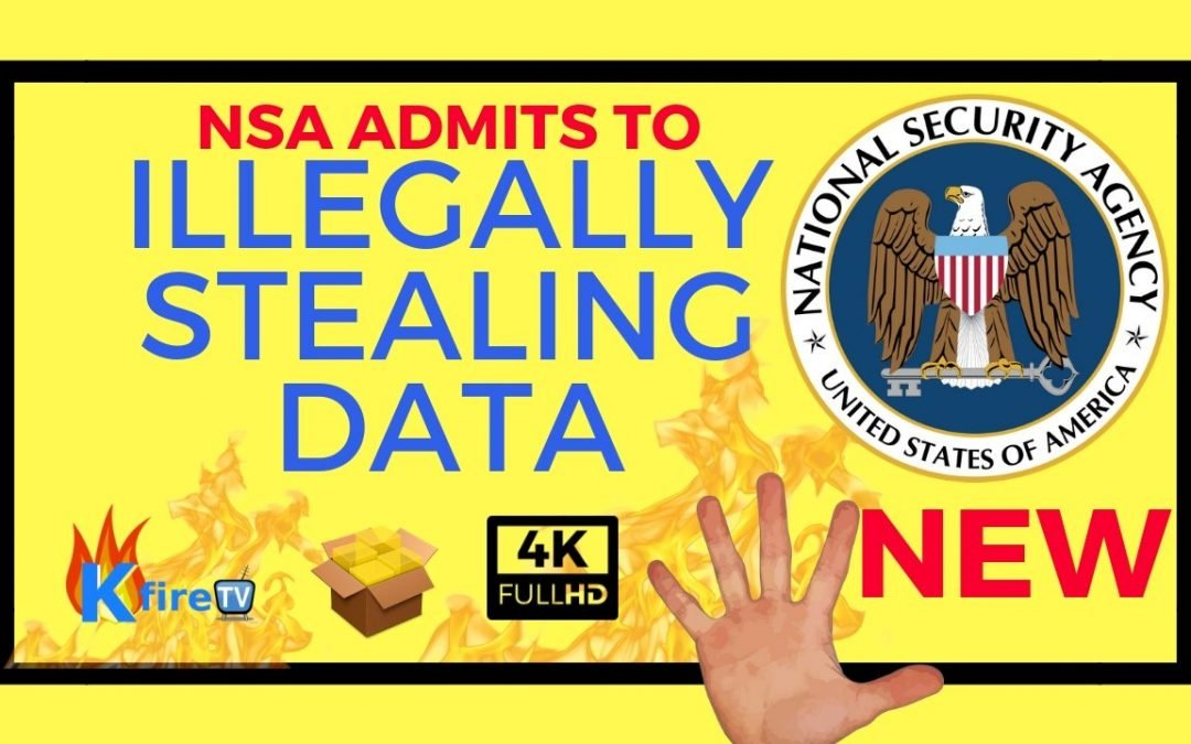 NSA Admits to illegally stealing citizen private data