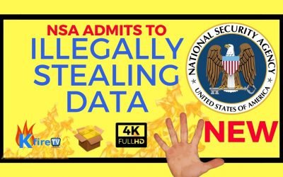 NSA Admits to Illegally Collecting Citizens' Private Data