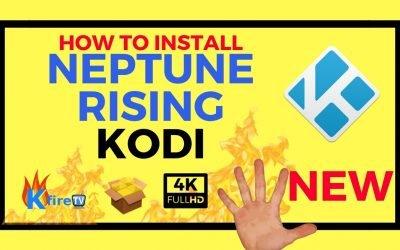 How to Install Kodi Neptune Rising with Kodi 18 Leia Beta 1
