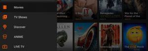 Freeflix HQ Terrarium TV alternative app