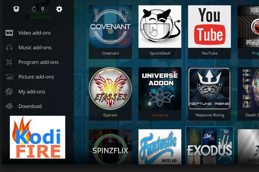 Best Kodi Addons October 2018