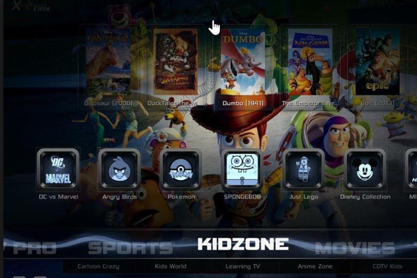 How to Install Kodi CellarDoorTV Build