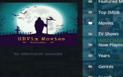 How to Install Kodi HDVix Addon in 5 Minutes or Less