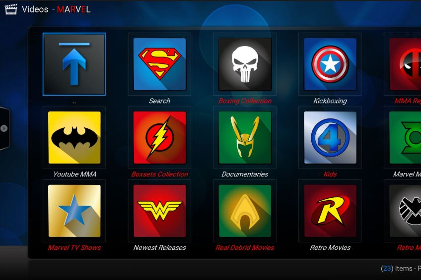 How to Install Kodi Marvel Addon in 5 Minutes