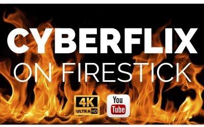 Cyberflix Firestick APK Install:  How to Setup Cyberflix in 3 Minutes