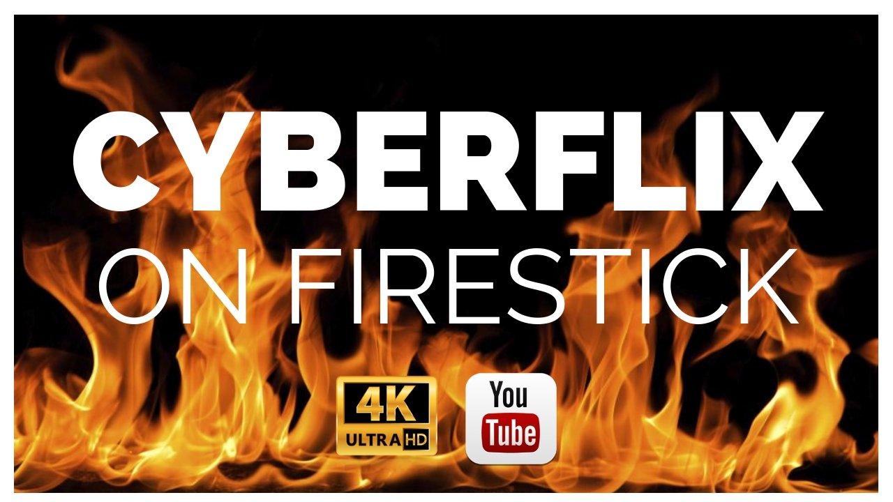 Cyberflix Firestick Apk Install In 3 Minutes