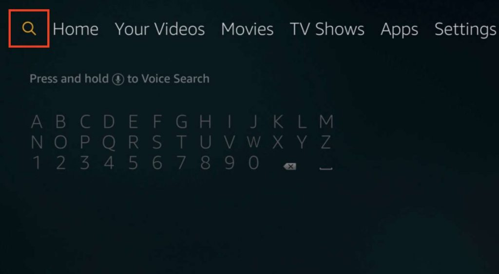 Search for Downloader from the Firestick home screen to install APKTime. Then use APKTime to install Cinema HD to watch Game of Thrones free