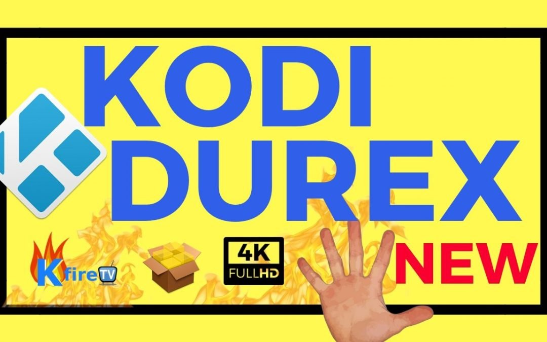 How to Install Kodi Durex Build
