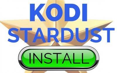 How to Install Kodi Stardust Build