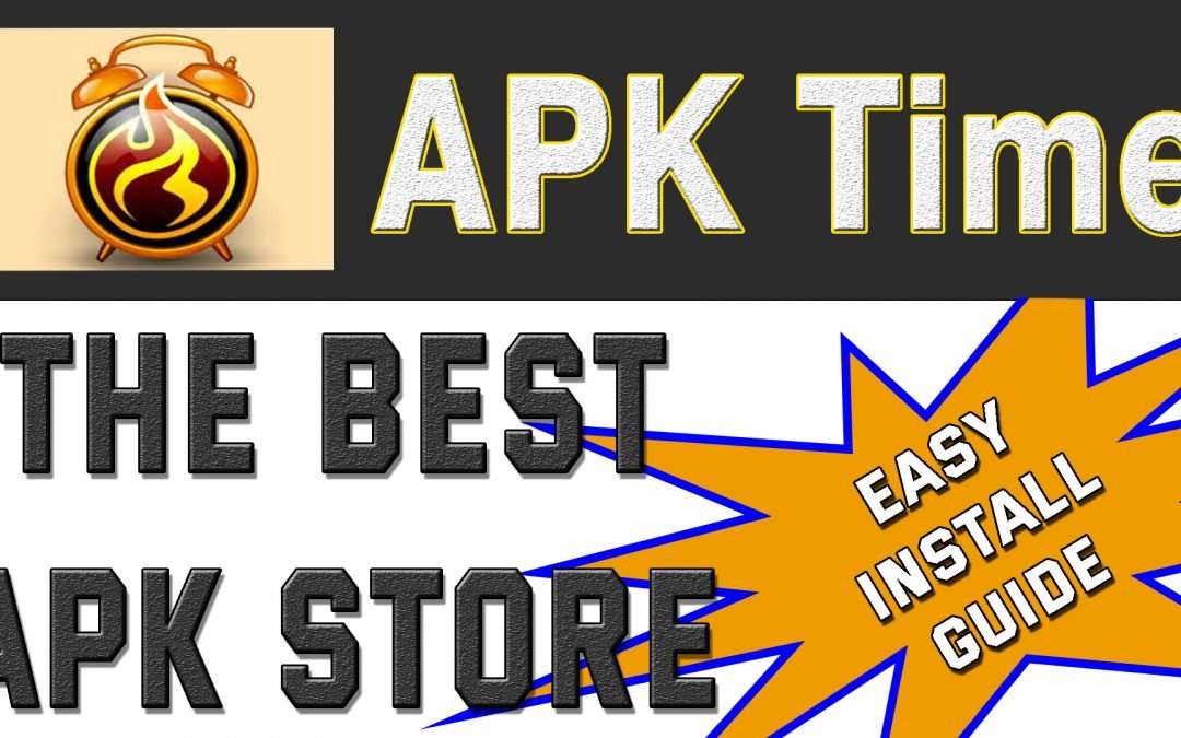 APKTime APK: Download Latest Version 2.2 + Easy Install Apps on Firestick & Android TV