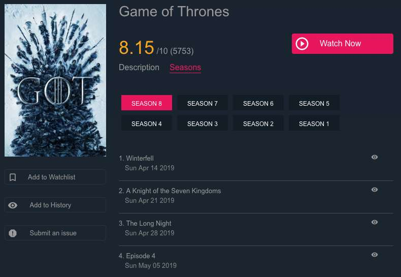 How to Watch Game of Thrones Free on ANY Device